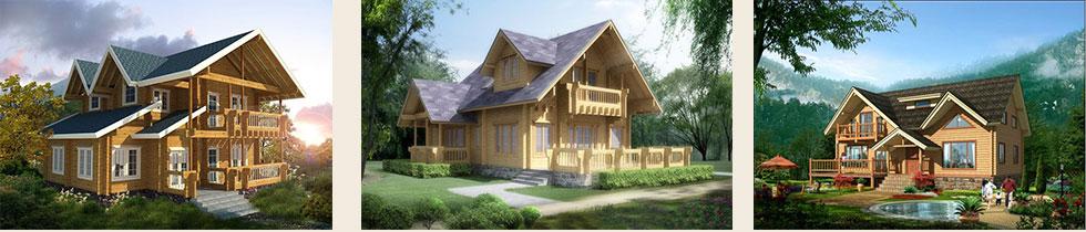云南木房子结构设计图展示