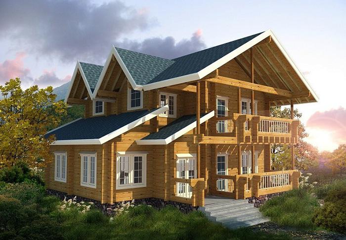 云南神工欧式木屋建筑有限公司